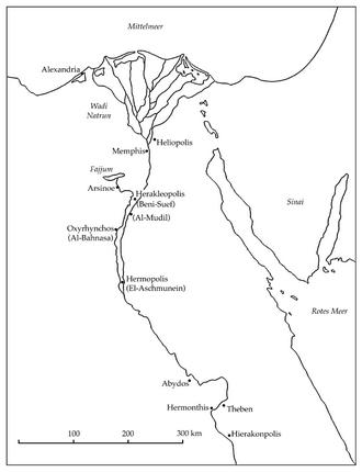 map bahnasa