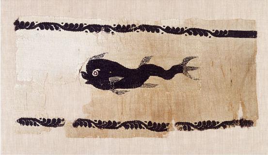 Coptic dulphin