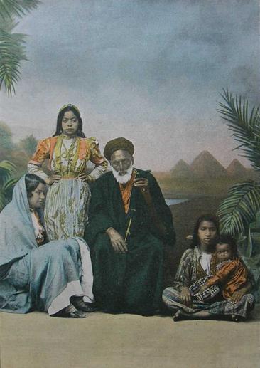 Coptic family