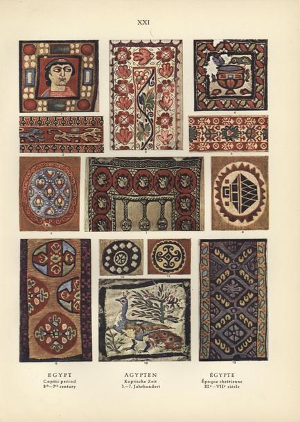 Coptic motifs1