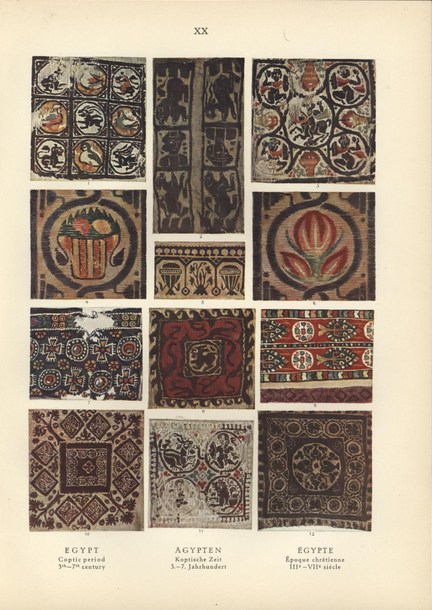 Coptic motifs2