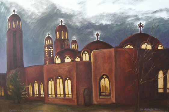 Coptic twilights