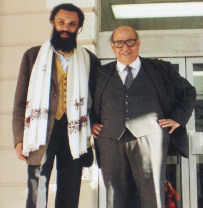 Stéphane René and Isaac Fanous