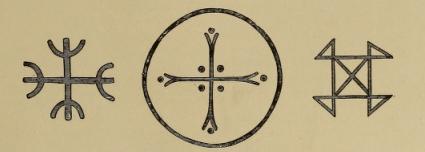 Christian symbols at Philae2
