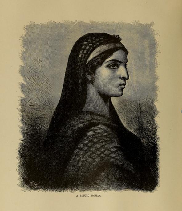 Koptic woman2