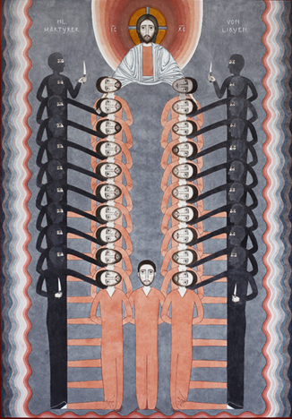 Holy Martyrs of Libya