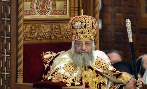 Pope Tawadros-II