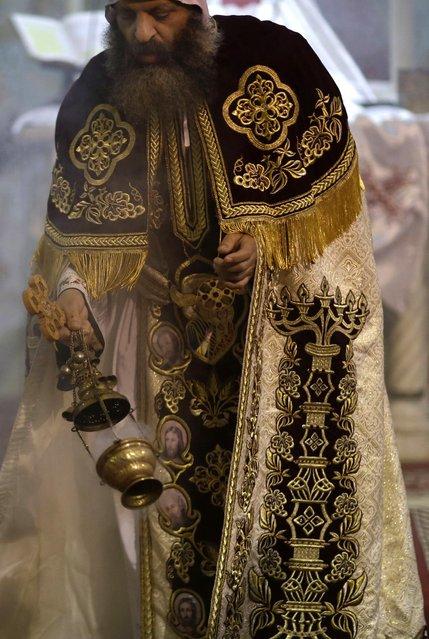 Coptic Clergyman