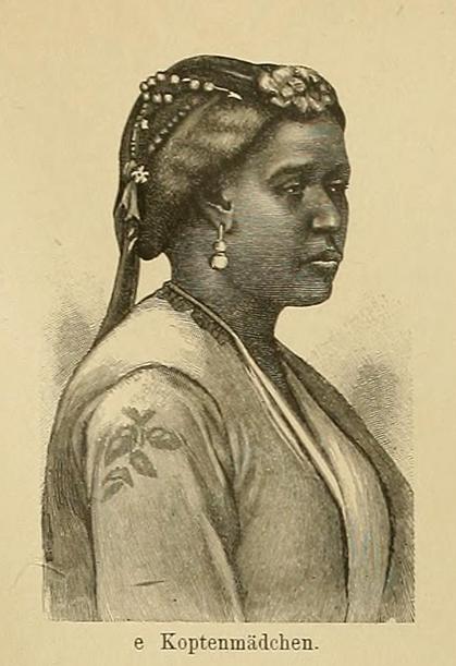 Coptic Maiden3