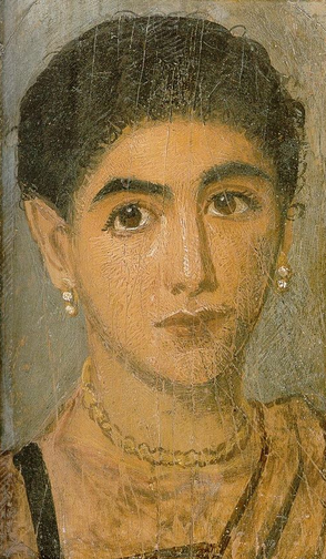 Coptic Portrait